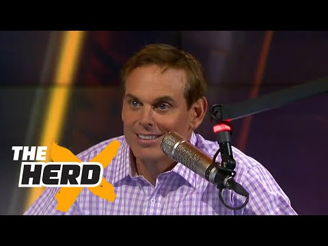 Charles Barkley is tired of the race card - 'The Herd'