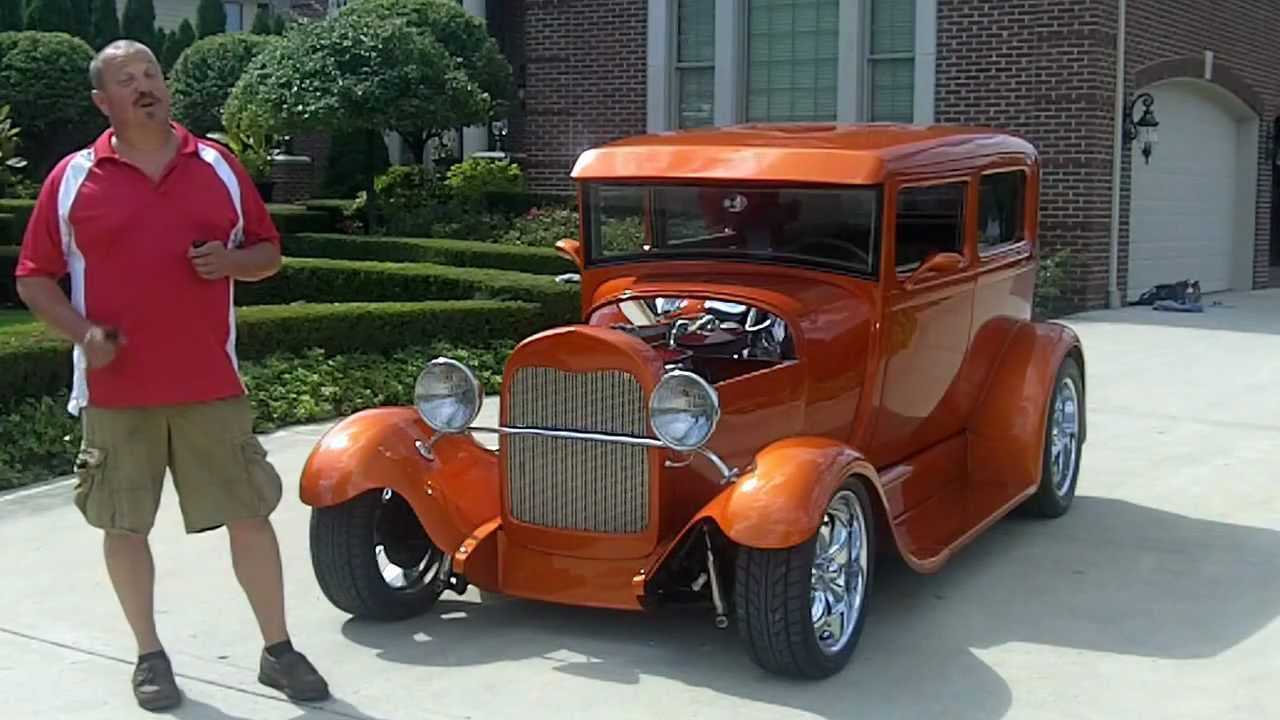 1928 Ford Street Rod Autorama Winner Classic Muscle Car for Sale ...
