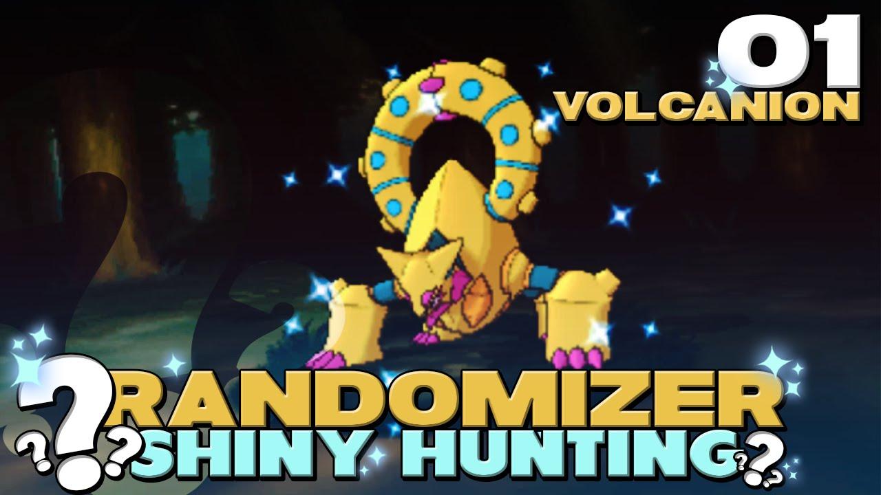 7560166a RANDOMIZER SHINY HUNTING - #01 -