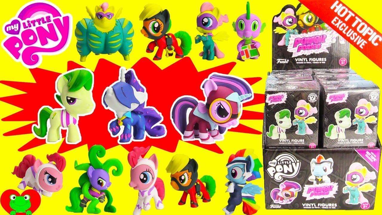 Funko Mystery Mini My Little Pony Power Ponies Radiance