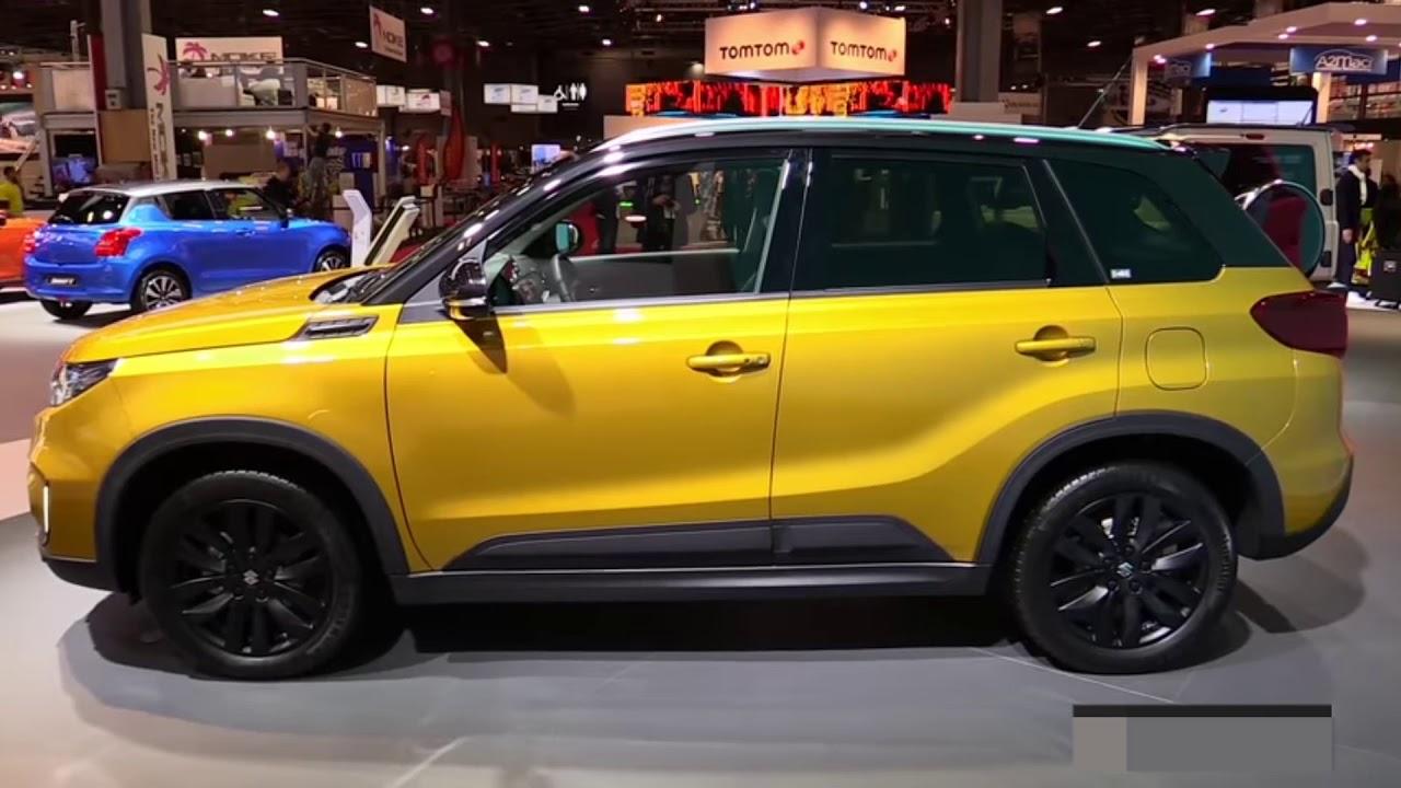 Suzuki Vitara SUV 2019 review