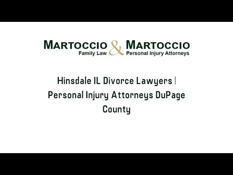 Hinsdale IL Divorce Lawyers | Personal Injury Attorneys DuPage County