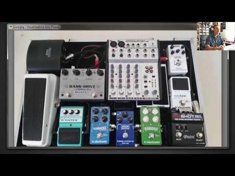 Download Youtube: Lezioni di Basso Elettrico - Come creare la propria pedaliera Part.1 (Lez.84)