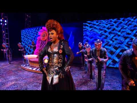 "We Will Rock You Cast - ""Killer Queen"""