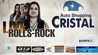 Live Rolls-Rock Auto Shopping Cristal ABC