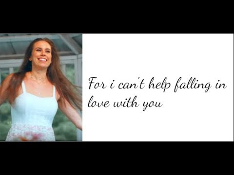 """Can't Help Falling in Love"" - Cimorelli (Cover - Lyrics)"