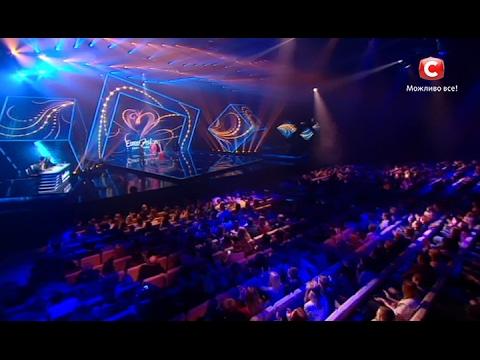 Видео, Первый полуфинал национального отбора на Евровидение 2017 от 04.02.2017