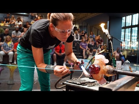 Helen Tegeler Guest Artist Demonstration