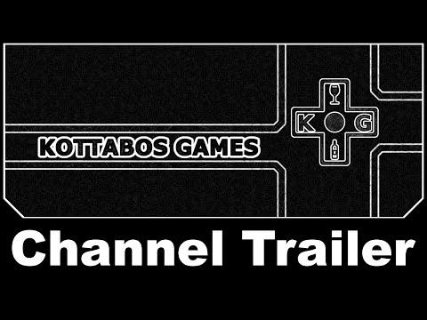 Kottabos Games Channel Trailer
