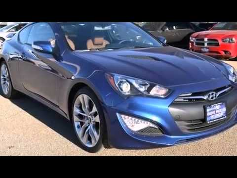 Genesis Coupe 2016 >> 2016 Hyundai Genesis Coupe 3 8l Ultimate Youtube