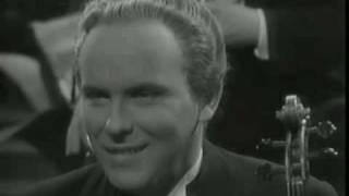 Vasa Prihoda - Wieniawski Violin Concerto #2: 3. Allegro con fuoco-Allegro moderato (à la Zingara)