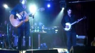 Nacho Vegas - Que te vaya bien, Miss Carrusel  (directo)