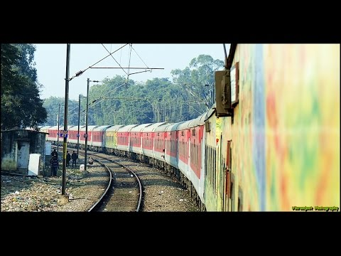 DURONTO EXPRES : NEW DELHI - SEALDAH DURONTO FIRST AC (NDLS-MGS)