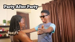 House Party Gone Wrong | Mc Shem Comedian