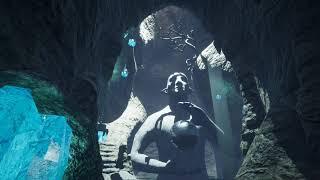 Unreal Engine Demo - Elven Cave