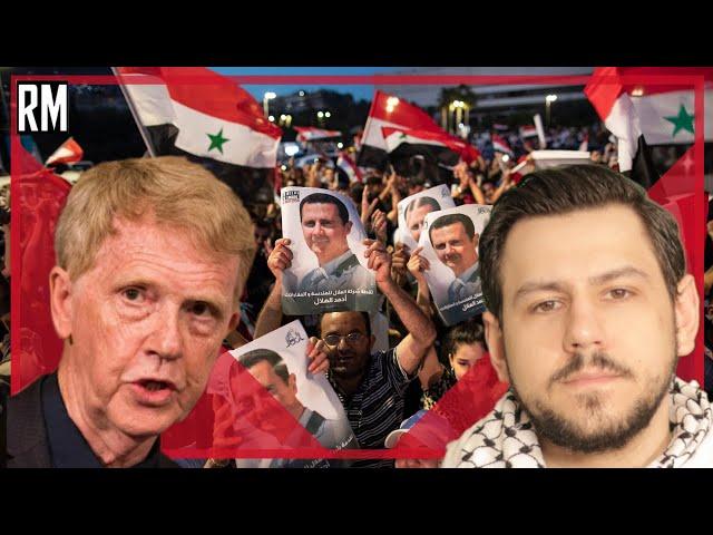 Syria Chooses Resistance - Richard Medhurst & Ambassador Peter Ford