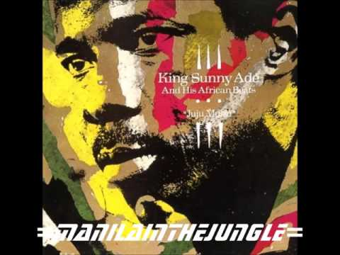KING SUNNY ADE AND THIS AFRICAN BEATS - The Message (1982)