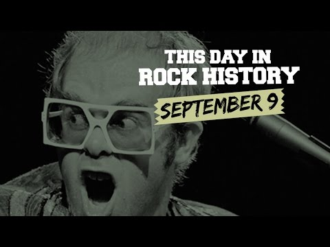 Elton John Sells It All; Phil Collins, Sting Make Solo Debuts - September 9 in Rock History