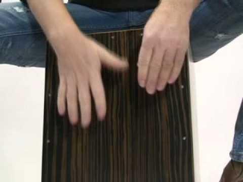 meinl bass pedal cajon youtube. Black Bedroom Furniture Sets. Home Design Ideas