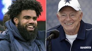 Dallas Cowboys Contract Negotiations Are Right Where Jerry Jones Wants Them To Be...
