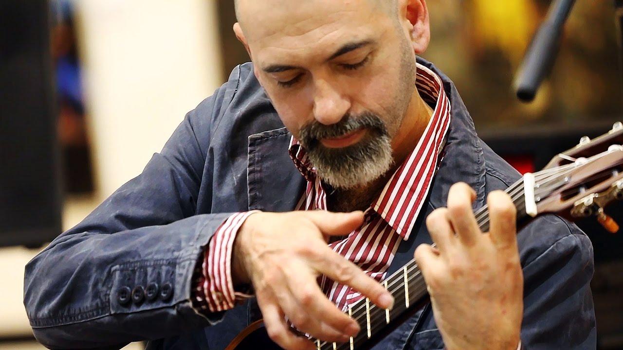 Дмитрий Григорьев, гитара. Концерт на ФИКСАЖ фестивале ...