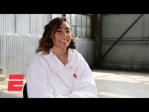 Katelyn Ohashi In The Body Issue: Behind The Scenes | Body Issue 2019