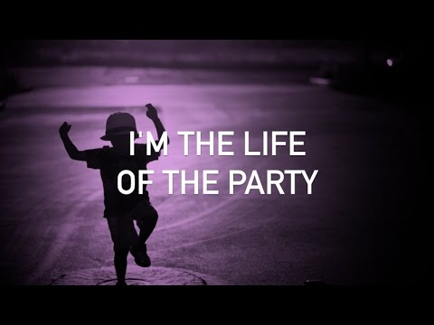 All Time Low - Life of the Party (with lyrics)
