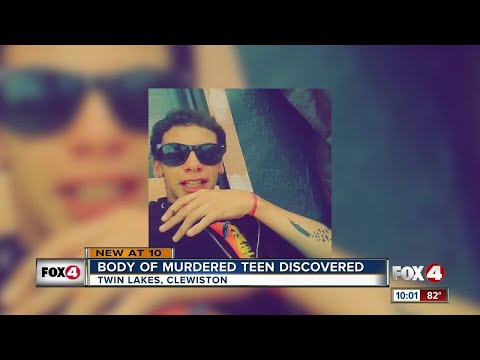 Body of murdered teen discovered