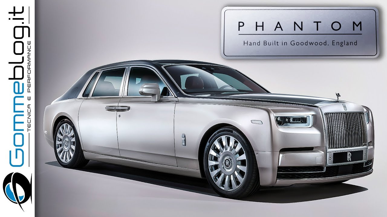 New Rolls Royce Phantom 2018 Top Luxury Interior Better Than