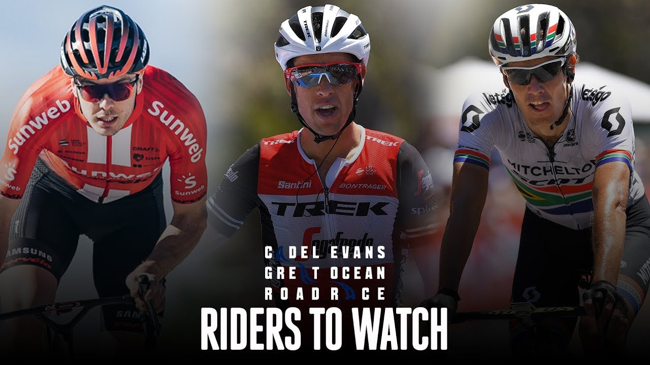 b17e743e7 Cadel Evans Great Ocean Road Race 2019 - Riders to watch - YouTube