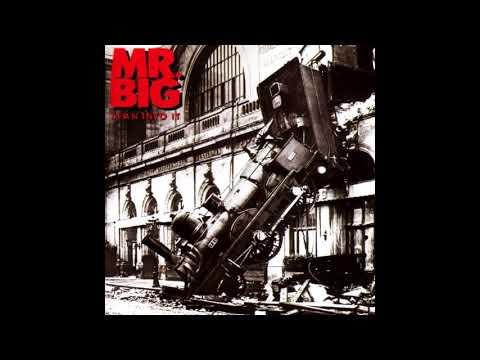 Mr. Big - Green Tinted Sixties Mind (Karaoke)