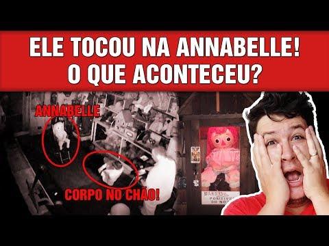 Investigação Paranormal na Boneca Annabelle Levanta Dúvida Sobre Maldição (#552 - N. A.)