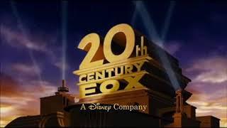 20th Century Fox/Disney Fox Studios Logo (2018) Dream Logo