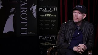 Festa di Roma, Ron Howard: