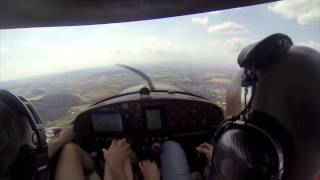 speed test aircraft bristell ng 5 lsa wing span 9 13 m