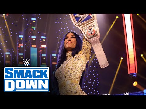 Bayley challenges Sasha Banks to a SmackDown Women's Title Rematch: SmackDown, Oct. 30, 2020