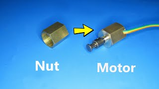 How to make a super high speed brushless motor 35000RPM