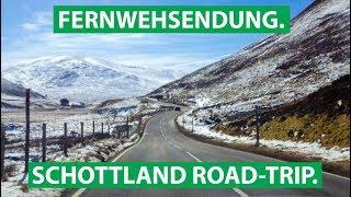 DIE HÖCHSTE STRASSE SCHOTTLANDS: Snow Road Scenic Route - Schottland Road-Trip 2018 (3)