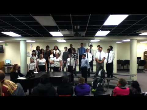West High School Choir Part 4 Salt Lake City Utah