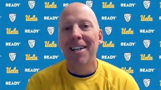 Media Availability – Coach Cronin (March 1, 2021)