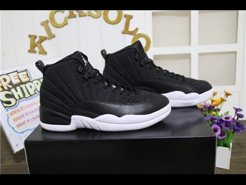 f8311fe82bca96 Authentic Air Jordan 12s X PSNY Friends And Family Review from  www.kicksolo.cn