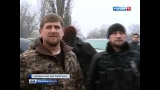 Депутат Верховной рады Украины расстрелял фотографию Кадырова