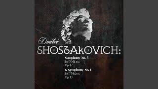 Symphony No. 1 in F Major, Op. 10: II. Allegro - Meno mosso