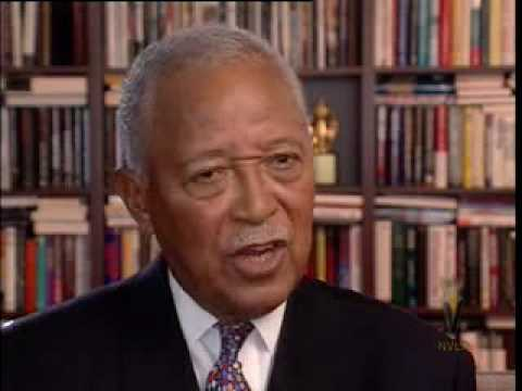 david dinkins losing the mayoral election youtube