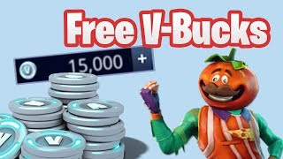 How to get free v bucks - Fortnite Free Vbucks Fortnite - Free v bucks giveaway