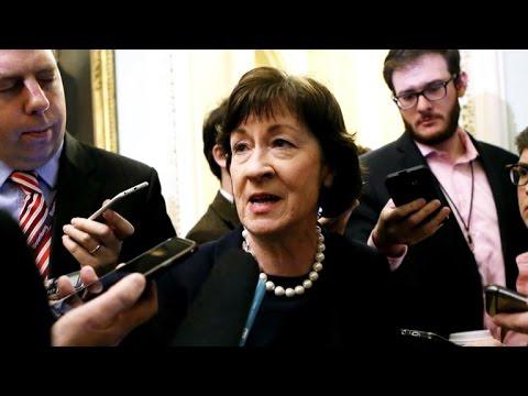 GOP Senator: We may subpoena Pres. Trump's tax returns