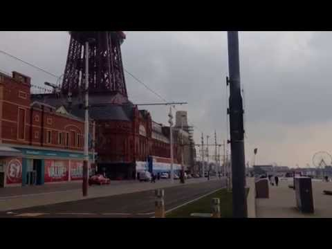Blackpool Travel Montage
