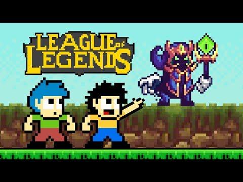Cos'è League of Legends? thumbnail