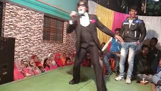 Junior Amitabh Bachchan 02 Tere Jaisa Yaar Kahan Song Kishore Kumar {11}