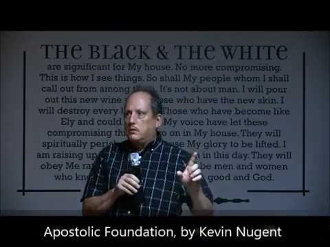 Apostolic Foundation, by Kevin Nugent